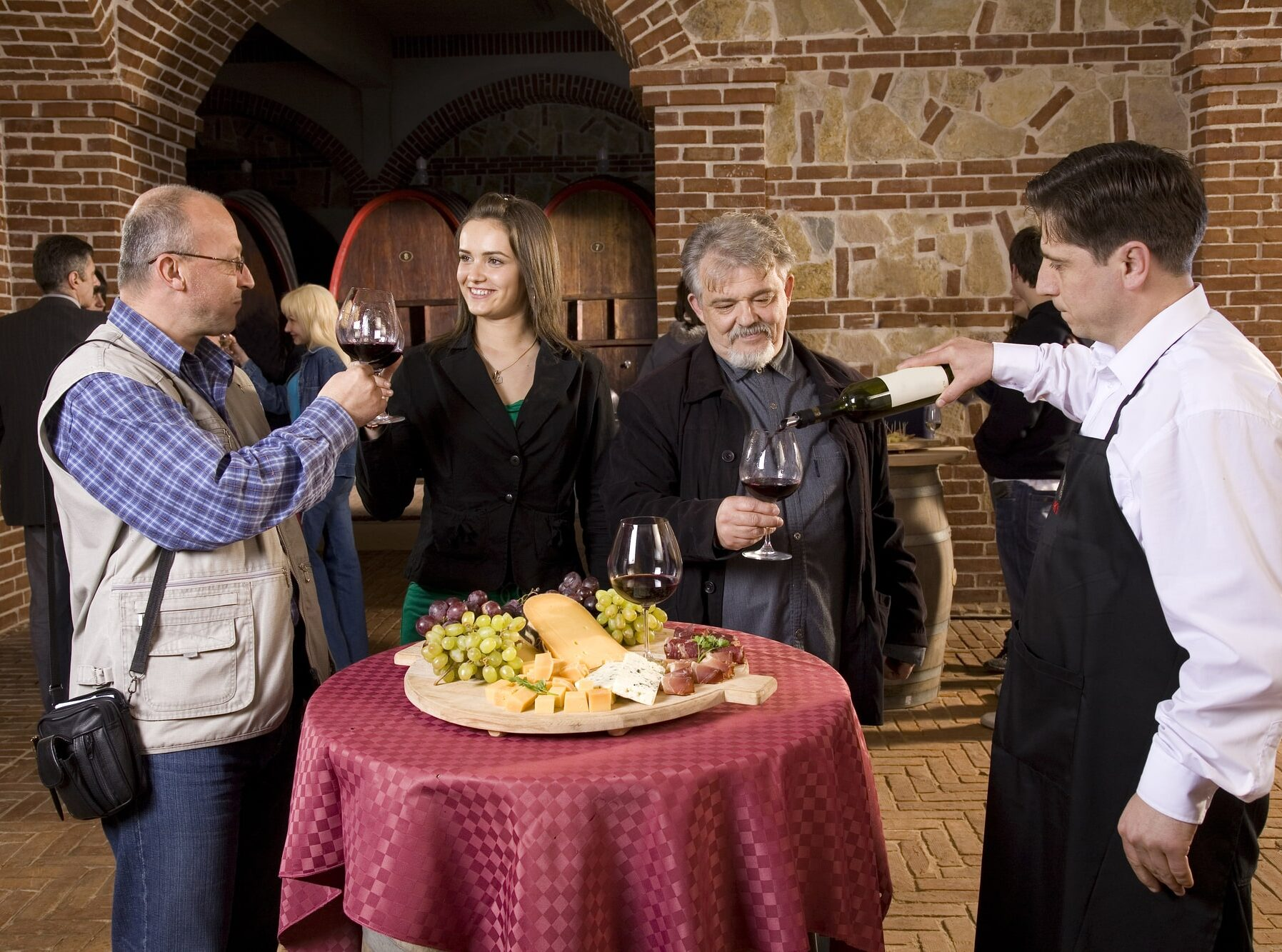 Tasting Room: Are We Having a Relation-sip? Or Are We Just Going Through the Motions?