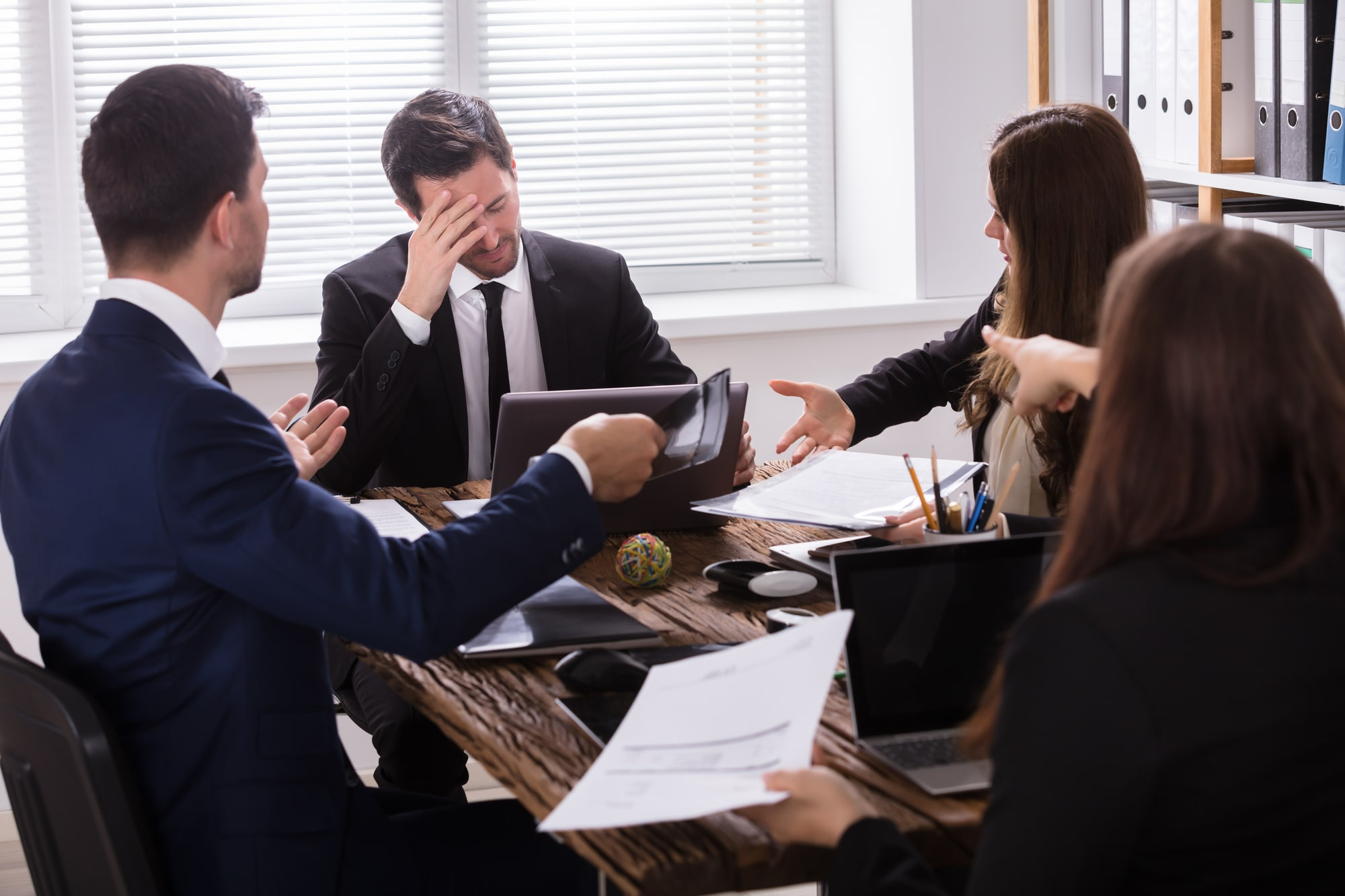 How to Turn Conflict into a Competitive Advantage